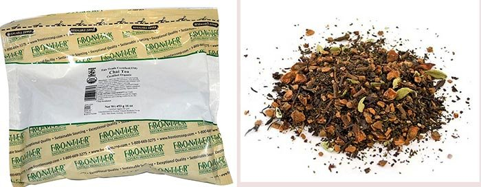 Organic-Fair-Trade-Chai-Tea-от-Frontier Natural Products