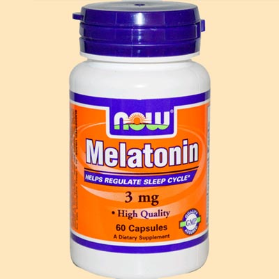 melatonin-Now-foods